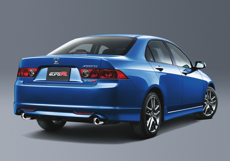 Type-R-Owners - Accord Euro-R (CL7)